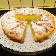 Crostata di Mandorle e Limone
